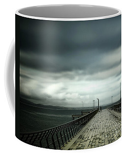 On The Pier Coffee Mug