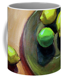 On The Plate Coffee Mug