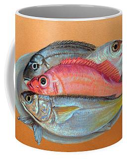 On The Platter Coffee Mug