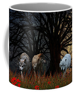 On The Prowl Coffee Mug