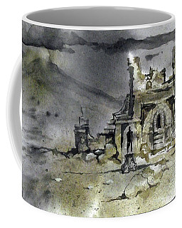 On The Road II Coffee Mug