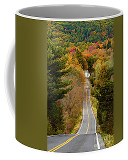On The Road To New Paltz Coffee Mug
