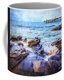 On The Rocks Coffee Mug by Perry Webster