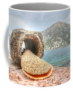 On The Seafront Coffee Mug