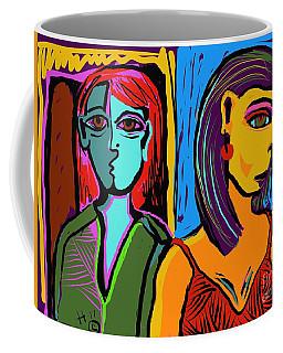 On The Street Coffee Mug