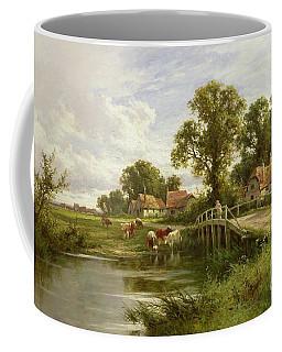 On The Thames Near Marlow Coffee Mug