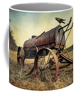 On The Water Wagon - Agricultural Relic Coffee Mug