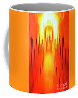 On The Way To Death Row Coffee Mug by Paul W Faust - Impressions of Light