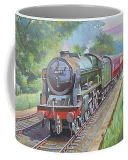 On The Welsh Border. Coffee Mug