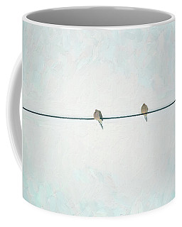 On The Wire Coffee Mug