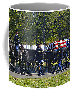 On Their Way To Rest Coffee Mug