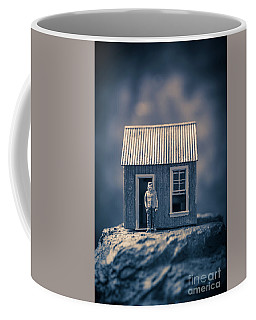Coffee Mug featuring the photograph On Top Of Old Smokey by Edward Fielding