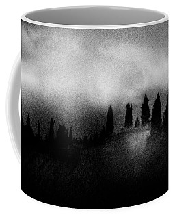 On Top Of The Hill Coffee Mug