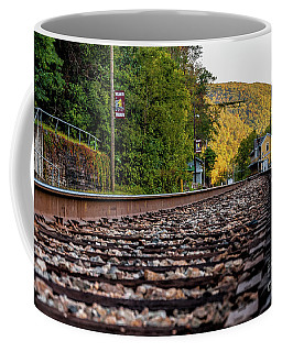 On Track To Thurmond -wv Coffee Mug by Kathleen K Parker