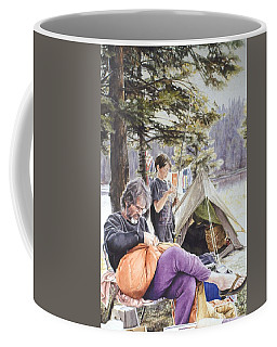 On Tulequoia Shore Coffee Mug