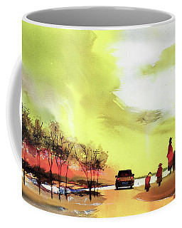 On Vacation Coffee Mug