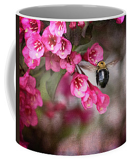 On Wine And Roses Weigela - 2 Coffee Mug