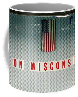 On Wisconsin  Coffee Mug
