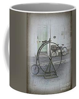 On Your Bike Coffee Mug