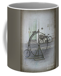 On Your Bike Coffee Mug