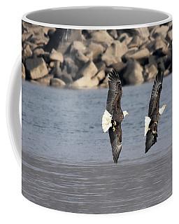 On Your Six Coffee Mug