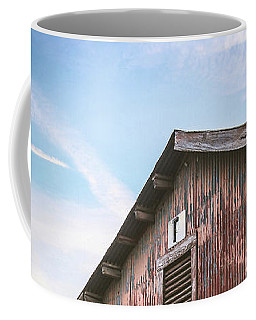 Coffee Mug featuring the photograph Once Industrial - Series 1 by Trish Mistric