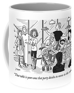 Once That Party Decides To Move To The Suburbs Coffee Mug