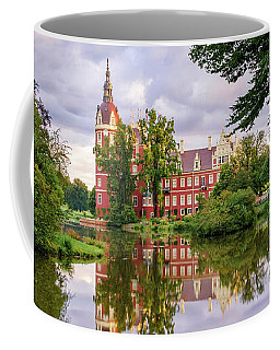 Coffee Mug featuring the photograph Once Upon A Time by Dmytro Korol