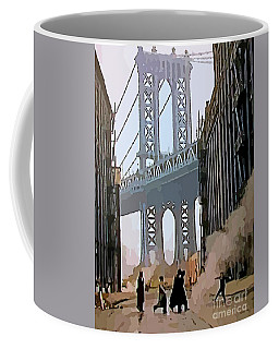 Once Upon A Time In America Coffee Mug