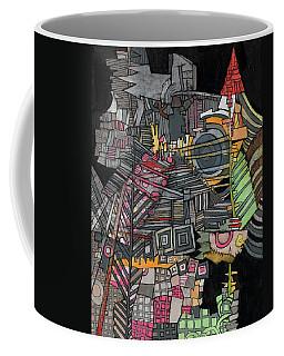 Once Upon A Time Coffee Mug by Sandra Church