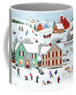 Once Upon A Winter Coffee Mug