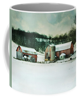 Coffee Mug featuring the photograph Once Was Special by Julie Hamilton