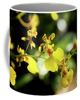 Coffee Mug featuring the photograph Oncidesa Sweet Sugar by Michelle Meenawong