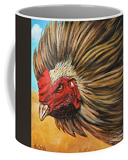 One Angry Ruster Coffee Mug by Igor Postash