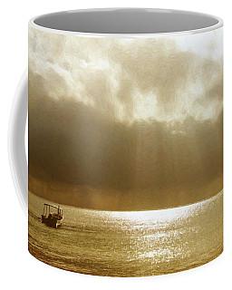 One Boat Coffee Mug