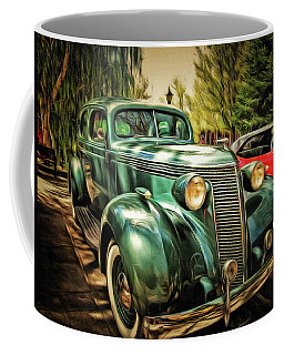One Cool 1937 Studebaker Sedan Coffee Mug