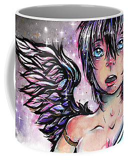 One Dark Wing  Coffee Mug