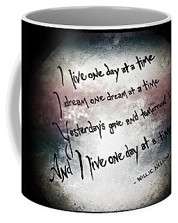 Coffee Mug featuring the photograph One Day.... by Trish Mistric