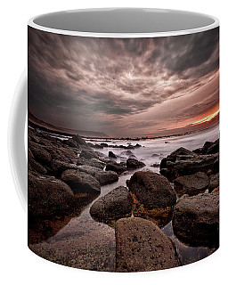 Coffee Mug featuring the photograph One Final Moment by Jorge Maia
