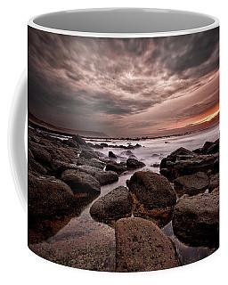 One Final Moment Coffee Mug by Jorge Maia