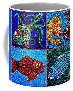 One Fish Two Fish Coffee Mug