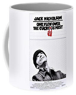 One Flew Over The Cuckoo's Nest Coffee Mug