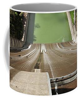 Coffee Mug featuring the photograph One Heckuva Waterslide by Carol Lynn Coronios