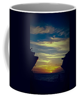 One Last Glimpse Coffee Mug