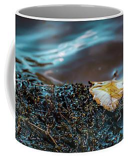One Leaf Coffee Mug