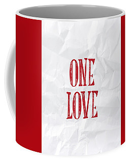 One Love Coffee Mug