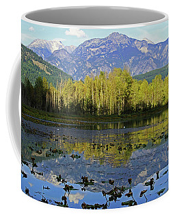 One Mile Lake 1 Coffee Mug
