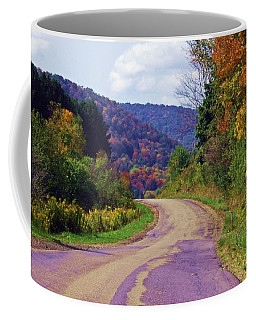 One More Bend Coffee Mug