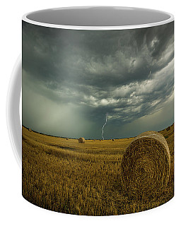 Coffee Mug featuring the photograph One More Time A Round by Aaron J Groen