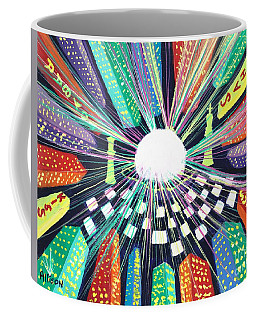 One Night In Bangkok  Coffee Mug